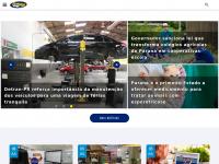 Antenasulfm.com.br - Antena Sul FM 102, 7 - Inicial