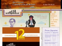 Antropofocus | grupo de teatro