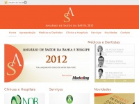 anuariodesaude.com.br