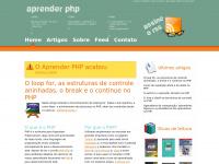Tutoriais PHP do básico ao avançado para o seu aprendizado | Aprender PHP