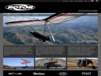 Nenerotor.com.br - Rotor Harness and Equipaments for Hang Glider