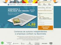 Produção de eBooks - Nextmidia - Conversão, criação, editoração e publicação de livros digitais