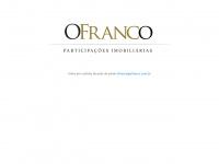Ofranco.com.br - Home - Oliveira Franco Corretora Câmbio