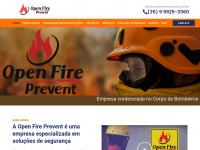 Openfire.com.br - OpenFire Prevent - Quem Somos