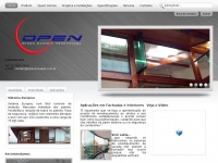 Opensacadas.com.br - Open Glass System Technology