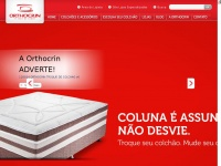 Orthocrin - Loja Oficial | Colchões, Cama Box e Travesseiros  em OFERTA!