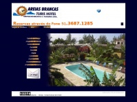Areiasbrancas.com.br - Areias Brancas Turis Hotel
