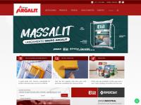 Argalit.com.br - Argalit - Cores e qualidade para qualquer ambiente