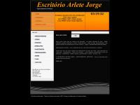 arletejorge.com.br