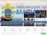 Arquidiocese de Mariana :: Página Inicial