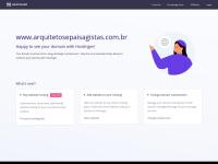 Arquitetosepaisagistas.com.br