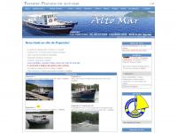 Paparyko.com.br - Paparyko - Pescaria em Alto Mar | Ilhas, parcéis e lajes de Itanhaém
