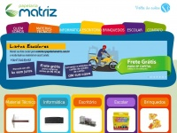 Materiais de Escritório, Técnico, Escolar, Informática e Brinquedos | Papelaria Matriz