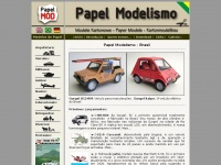 Papel Modelismo - Papelmod