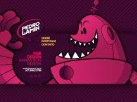 Pedro Lamin ››› Web-designer  ››› Animation Design  ››› Ilustrador