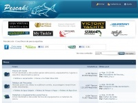 Fóruns - Pescaki.com - O seu fórum de pesca esportiva.
