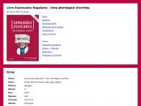 Livro Expressões Regulares - Uma abordagem divertida, de Aurelio Marinho Jargas