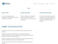 Pilates Active,  Estúdio completo, aulas personalizadas Pilates Vila São Francisco