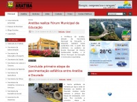 P.M. Aratiba - Portal de Transparência | Home