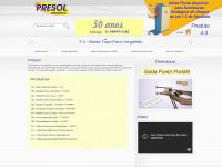 Presol.com.br - PRESOL Transweld | Máquinas de solda a ponto