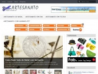 Artesanatopassoapassoja.com.br - Artesanato Passo a Passo! -