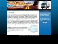 progressocargas.com.br
