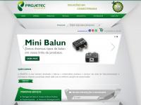 projetec-telecom.com.br