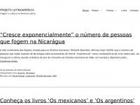 Projetolatinoamerica.com.br - Projeto Latinoamérica: Redescobrindo a América.