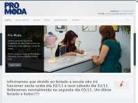 Promoda.com.br - Promoda - cursos de moda & EMP - Escola de Moda Profissional