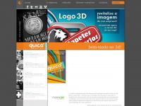Logo 3D | Mockup 3D | Animação 3D | Quiçá Design
