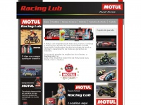 Racinglub.com.br - Racing Lub