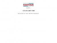 Ramthun.com.br - Ramthun | Transportes de Cargas | Transporte Rodoviário