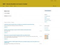 RBFF - Revista Brasileira de Futsal e Futebol
