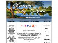recantocaipira.com.br