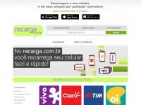 Recarga.com.br - Recarga Vivo, Tim, Claro, Oi, Nextel, Claro Fixo e Cartões Telefônicos Embratel