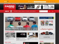 revistacarro.com.br Thumbnail