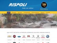 Rispoliveiculos.com.br - Compra e venda carros usados automóveis semi-novos veículos novos revenda de veículos anunciados web motors Hagah carro novo autocarro só carrão usados