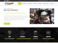 Roboshow.com.br - Tecnologia Promocional - Bem vindo ao Futuro.