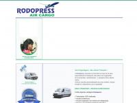 Rodopress.com.br - 1Rodopress - Air Cargo - Transportes Rodoviários e Aéreos