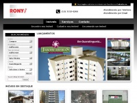 Rony.com.br - Imobiliária Rony - Imobiliária em Guaratinguetá, Casas, Terrenos e Apartamentos em Guaratinguetá, Venda e Locação de Imóveis.