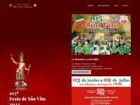 associacaosaovito.com.br