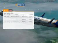 Atabrasil.com.br - ATA Brasil VA - Atlântico Transportes Aéreos Brasil