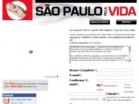 saopaulopelavida.com.br