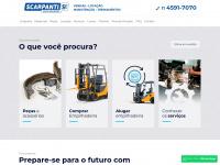 scarpantiempilhadeiras.com.br