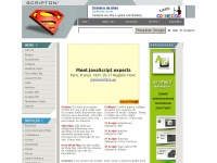 Scripton - Portal do Webmaster, Scripts, ASP, PHP, Tutorial, Site