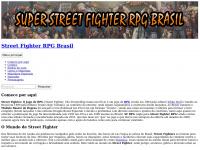 O que é Street Fighter RPG? - Street Fighter RPG Brasil