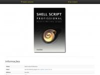Livro Shell Script Profissional, de Aurelio Marinho Jargas (site oficial)