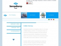 siempelkamp.com.br