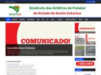 SINAFESC | Sindicato dos Árbitros de Futebol do Estado de Santa Catarina