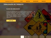 sinalizacaodetransito.com.br